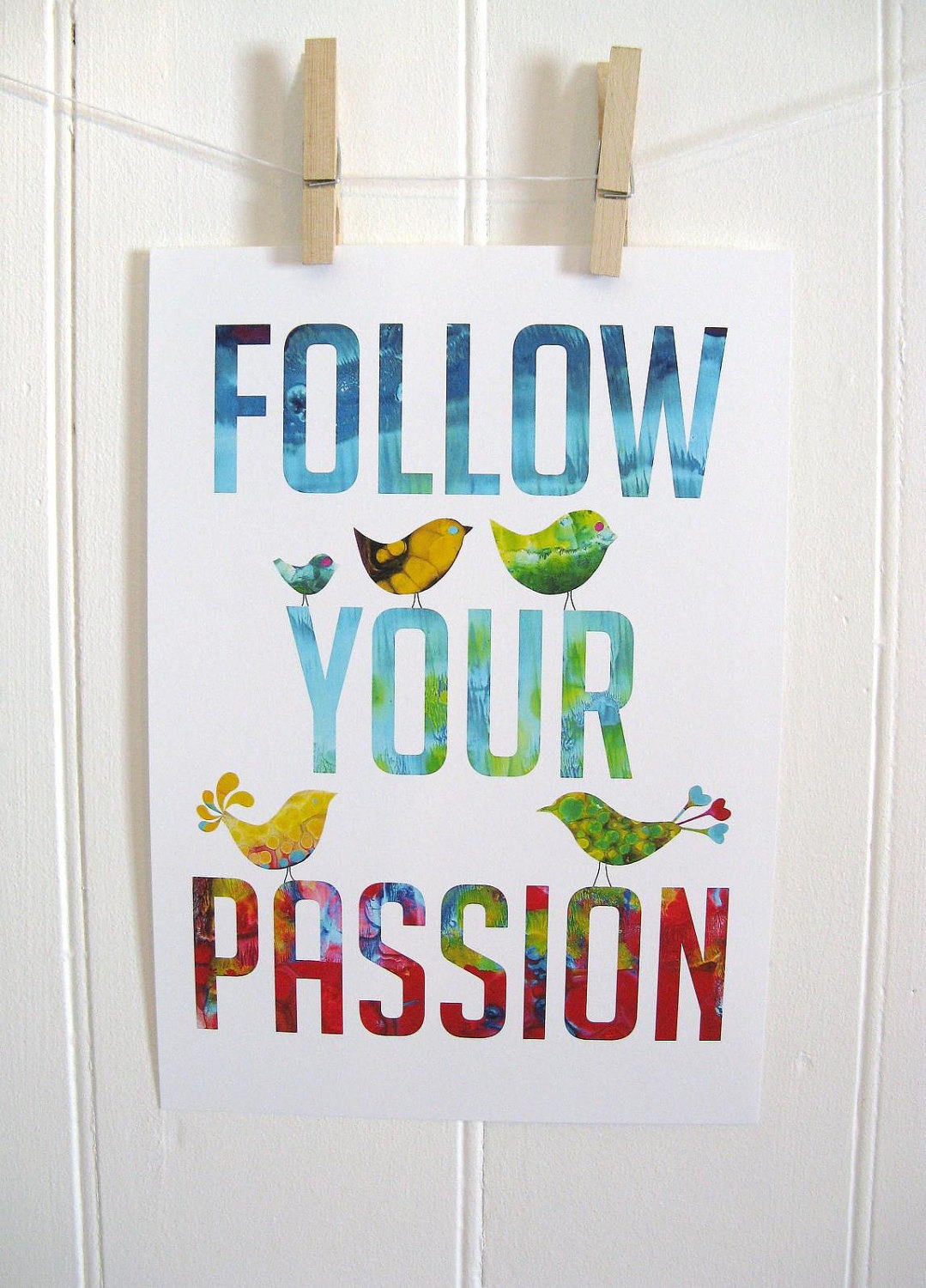 follow your passion discovery is the first step lsa