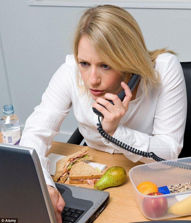 No More Sad Desk Lunch Ideas That Will Get You Away From Your